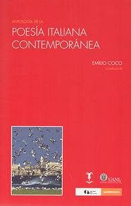 poesia italiana contemporanea in Messico